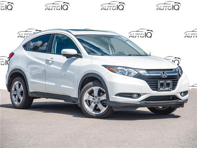 2017 Honda HR-V EX-L (Stk: 7581A) in Welland - Image 1 of 23