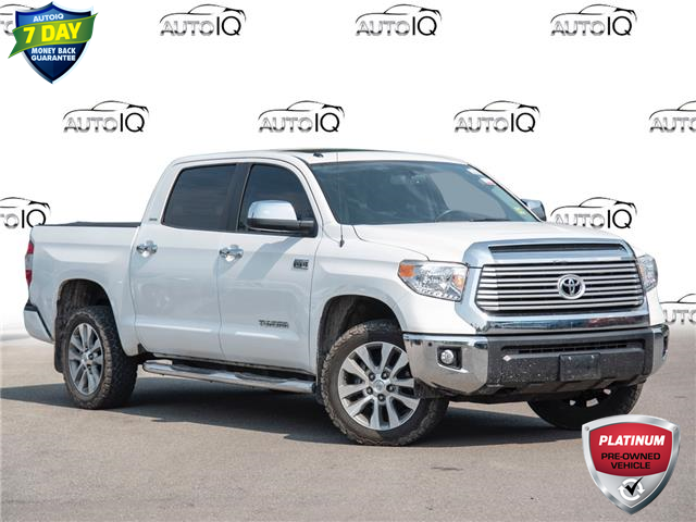 2015 Toyota Tundra Limited 5.7L V8 (Stk: 4101) in Welland - Image 1 of 24