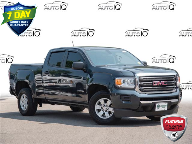 2018 GMC Canyon Base (Stk: 7556A) in Welland - Image 1 of 19