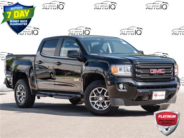 2018 GMC Canyon All Terrain w/Leather (Stk: 4117) in Welland - Image 1 of 22