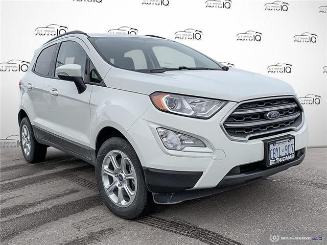 2020 Ford EcoSport SE (Stk: S0047) in St. Thomas - Image 1 of 26