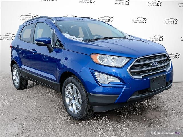 2020 Ford EcoSport SE Blue