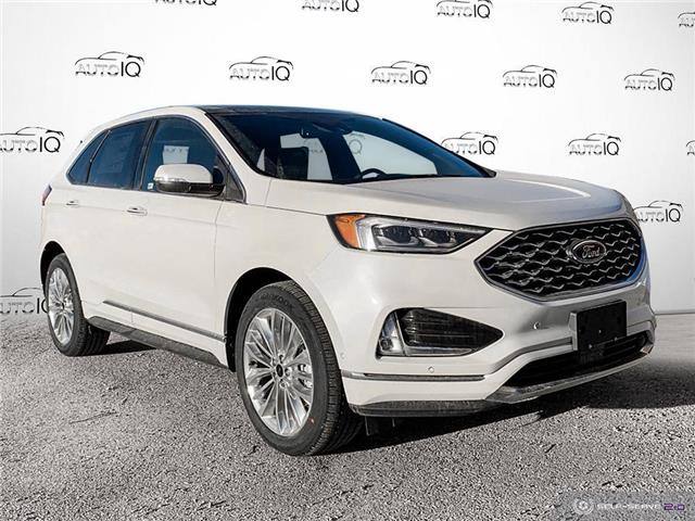 2020 Ford Edge Titanium (Stk: S0758) in St. Thomas - Image 1 of 26
