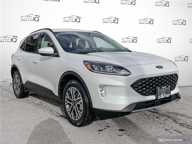 2020 Ford Escape SEL (Stk: S0748) in St. Thomas - Image 1 of 25