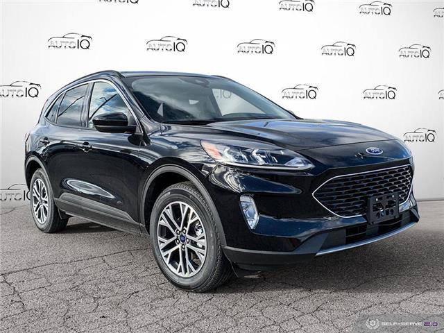 2020 Ford Escape SEL (Stk: S0757) in St. Thomas - Image 1 of 27