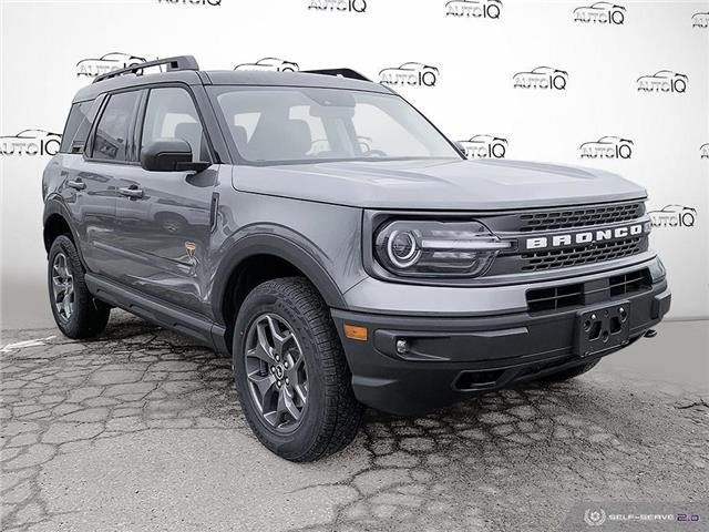 2021 Ford Bronco Sport Badlands (Stk: S1030) in St. Thomas - Image 1 of 27