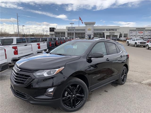 2020 Chevrolet Equinox LT (Stk: L6192681) in Calgary - Image 1 of 18