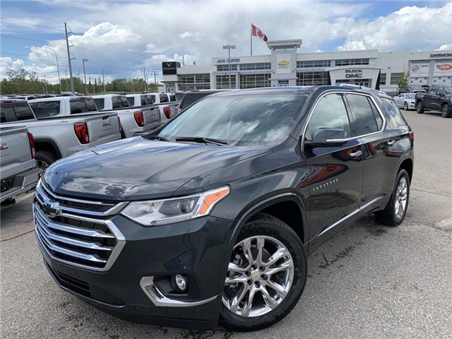 2020 Chevrolet Traverse High Country (Stk: LJ196089) in Calgary - Image 1 of 24