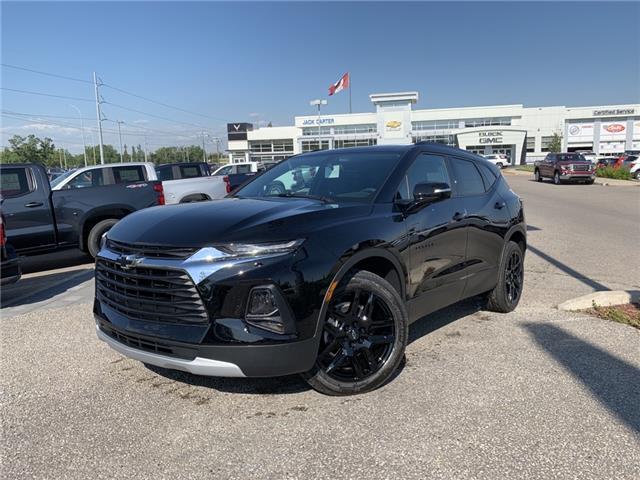 2020 Chevrolet Blazer LT (Stk: LS684593) in Calgary - Image 1 of 19