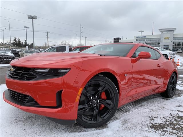 2021 Chevrolet Camaro 2LT (Stk: M0104822) in Calgary - Image 1 of 25