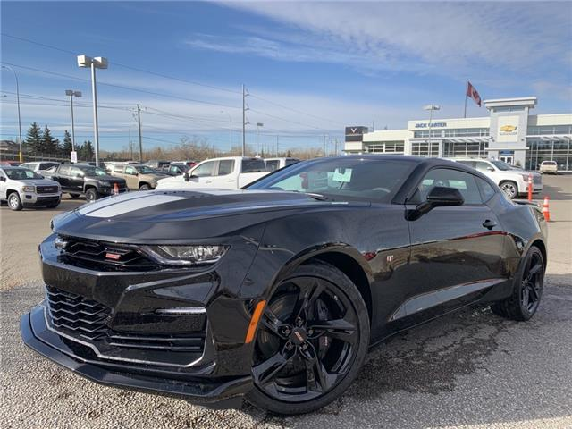 2021 Chevrolet Camaro 1SS (Stk: M0105486) in Calgary - Image 1 of 27