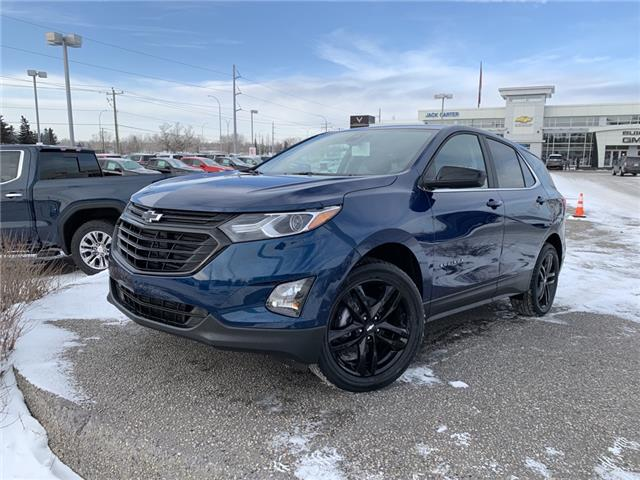 2021 Chevrolet Equinox LT (Stk: M6112956) in Calgary - Image 1 of 27
