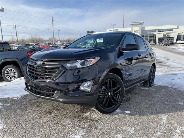 2021 Chevrolet Equinox LT (Stk: M6111190) in Calgary - Image 1 of 27