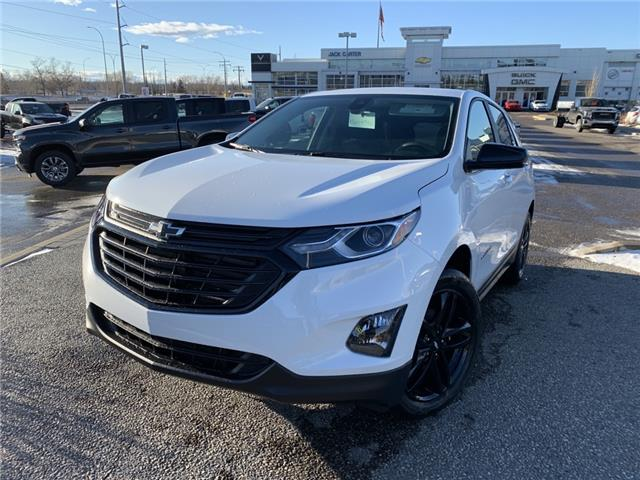 2021 Chevrolet Equinox LT (Stk: M6114596) in Calgary - Image 1 of 28
