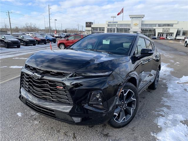 2021 Chevrolet Blazer RS (Stk: MS514789) in Calgary - Image 1 of 29