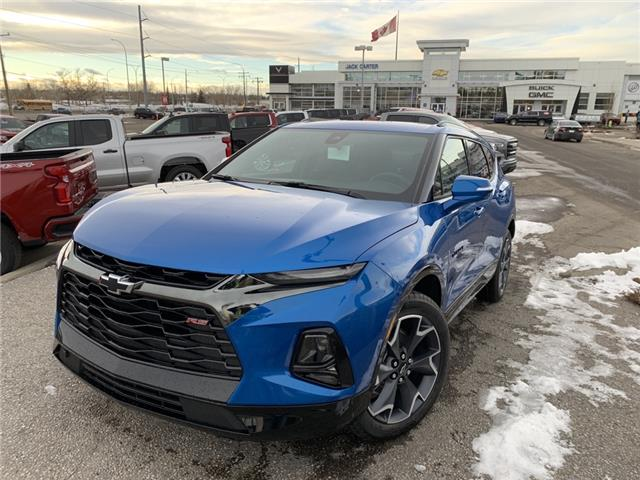 2021 Chevrolet Blazer RS (Stk: MS524979) in Calgary - Image 1 of 29