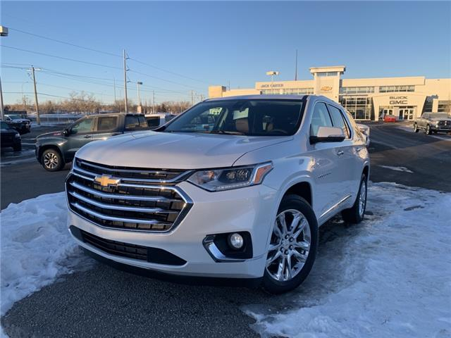 2021 Chevrolet Traverse High Country (Stk: MJ142665) in Calgary - Image 1 of 31