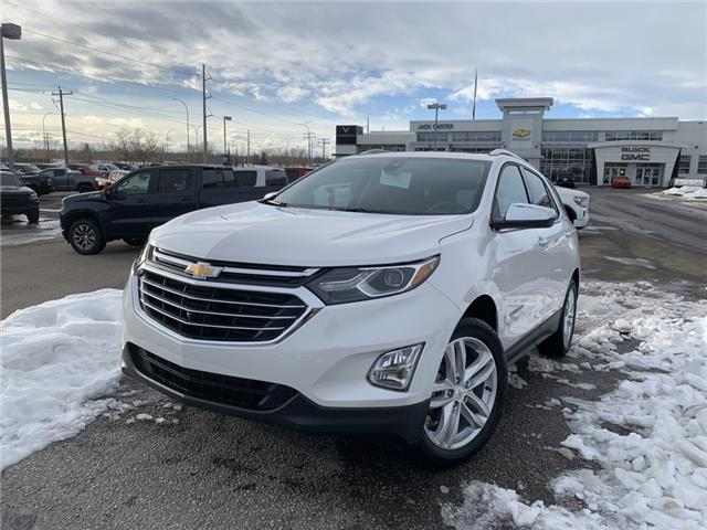 2021 Chevrolet Equinox Premier (Stk: M6140956) in Calgary - Image 1 of 27