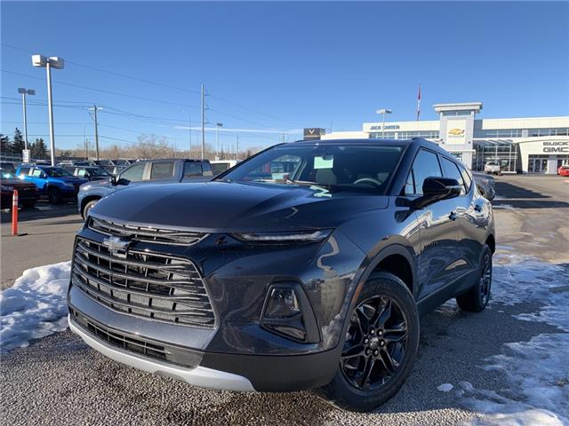2021 Chevrolet Blazer LT (Stk: MS531207) in Calgary - Image 1 of 26