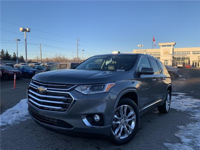 2021 Chevrolet Traverse High Country (Stk: MJ147719) in Calgary - Image 1 of 30