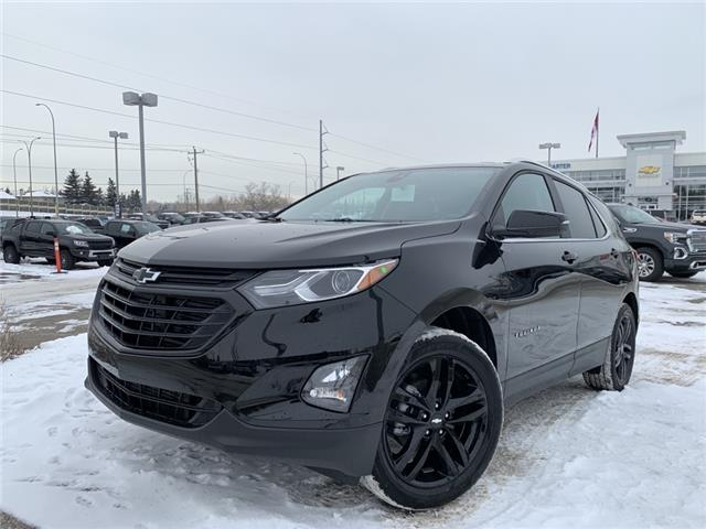 2021 Chevrolet Equinox LT (Stk: M6149571) in Calgary - Image 1 of 28