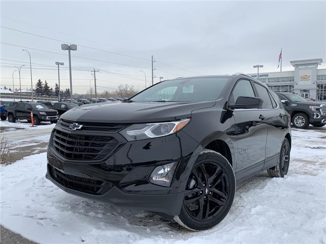 2021 Chevrolet Equinox LT (Stk: M6149675) in Calgary - Image 1 of 28