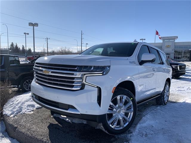 2021 Chevrolet Tahoe High Country (Stk: MR259574) in Calgary - Image 1 of 30