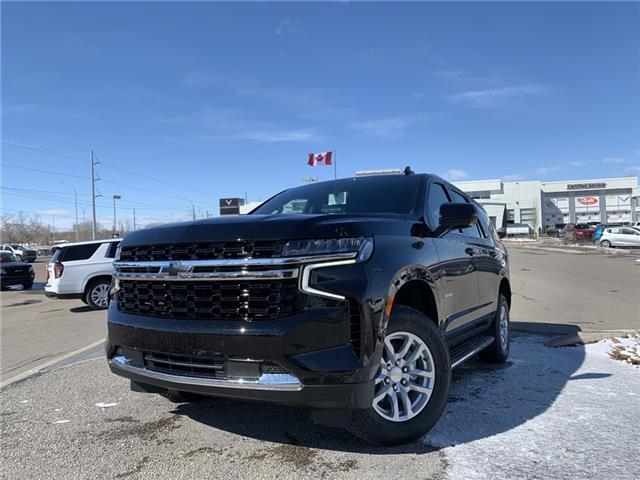 2021 Chevrolet Tahoe LS (Stk: MR285244) in Calgary - Image 1 of 28