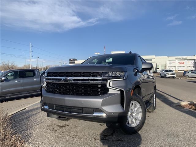 2021 Chevrolet Tahoe LS (Stk: MR284160) in Calgary - Image 1 of 27