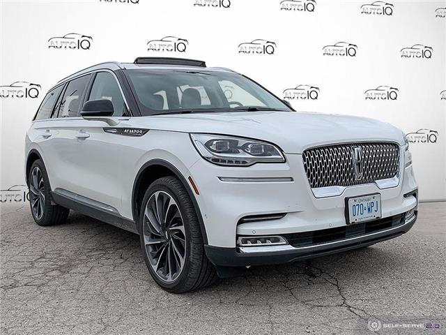 2020 Lincoln Aviator Reserve (Stk: S0448) in St. Thomas - Image 1 of 25