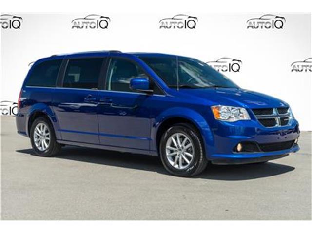 2020 Dodge Grand Caravan Premium Plus (Stk: 95659) in St. Thomas - Image 1 of 27