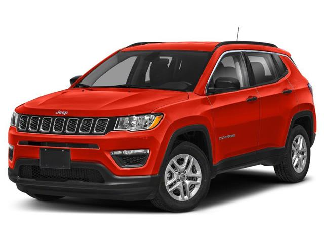 2021 Jeep Compass Sport (Stk: 95986) in St. Thomas - Image 1 of 9