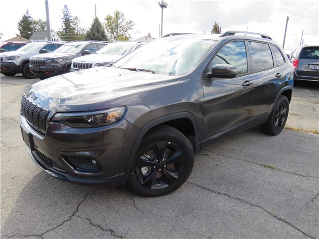 2020 Jeep Cherokee North (Stk: 95452) in St. Thomas - Image 1 of 18