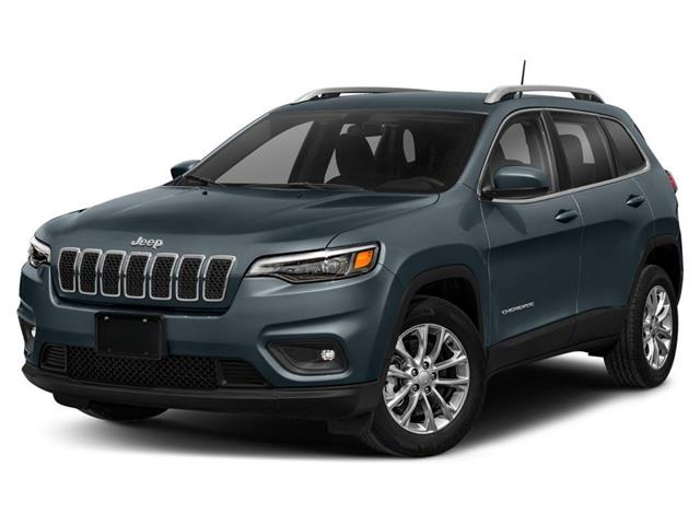 2021 Jeep Cherokee North (Stk: 96186) in St. Thomas - Image 1 of 9