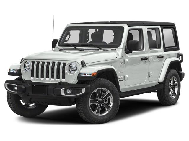 2021 Jeep Wrangler Unlimited Sahara (Stk: 96541) in St. Thomas - Image 1 of 9