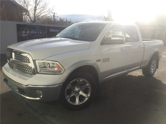 2017 RAM 1500 Laramie (Stk: 11863) in Fort Macleod - Image 1 of 23