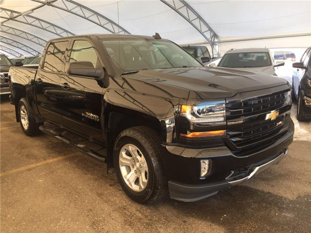 2017 Chevrolet Silverado 1500 SLE (Stk: 159589) in AIRDRIE - Image 1 of 18