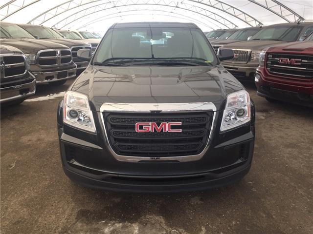 2017 GMC Terrain SLE-1 (Stk: 151967) in AIRDRIE - Image 2 of 18