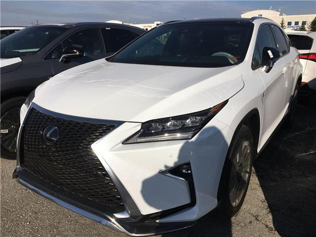2017 Lexus RX 350 Base (Stk: 124685) in Brampton - Image 1 of 5