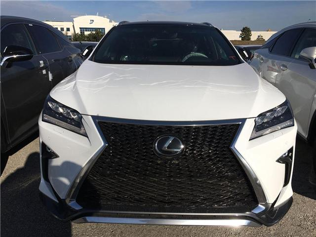 2017 Lexus RX 350 Base (Stk: 124685) in Brampton - Image 2 of 5