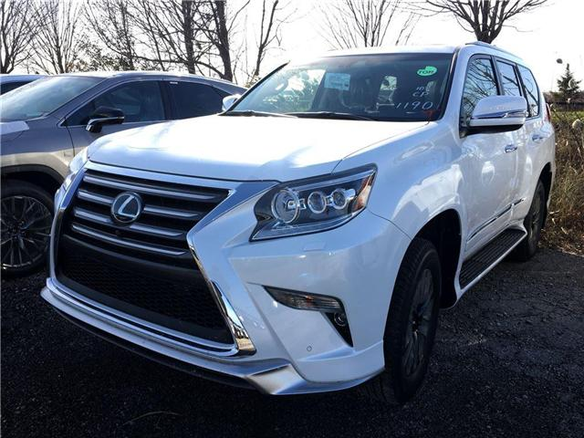2018 Lexus GX 460 Base (Stk: 185930) in Brampton - Image 1 of 5