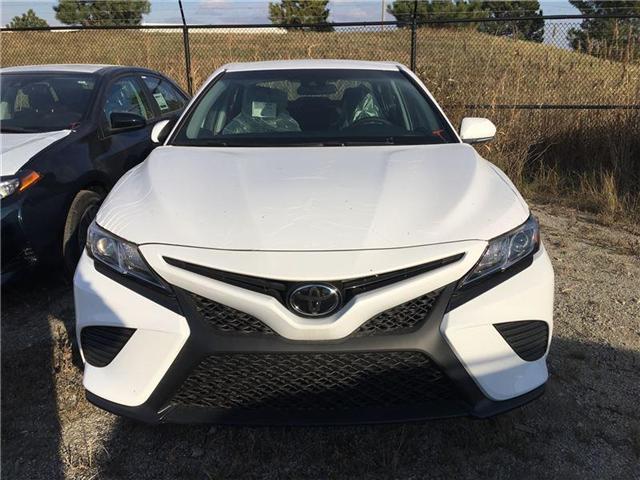 2018 Toyota Camry SE (Stk: 31455) in Brampton - Image 2 of 5