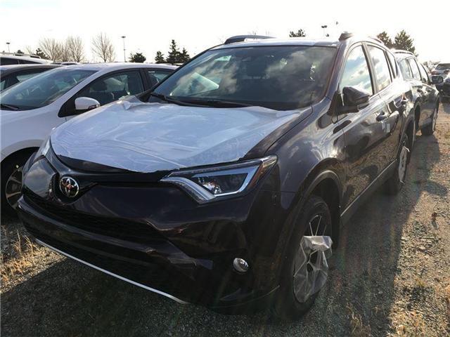 2018 Toyota RAV4 SE (Stk: 719716) in Brampton - Image 1 of 5