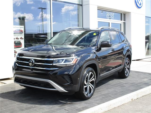 2021 Volkswagen Atlas 3.6 FSI Execline (Stk: 210005) in Regina - Image 1 of 49