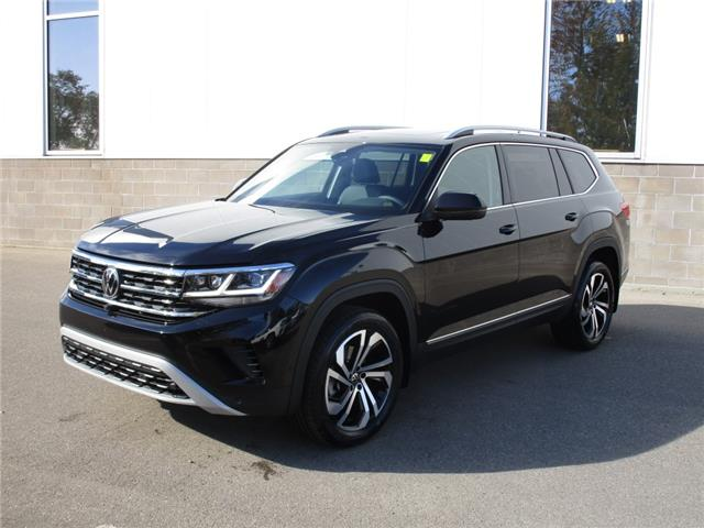 2021 Volkswagen Atlas 3.6 FSI Highline (Stk: 210020) in Regina - Image 1 of 49