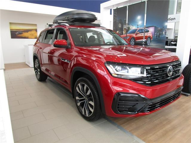2021 Volkswagen Atlas 3.6 FSI Execline (Stk: 210044) in Regina - Image 1 of 48
