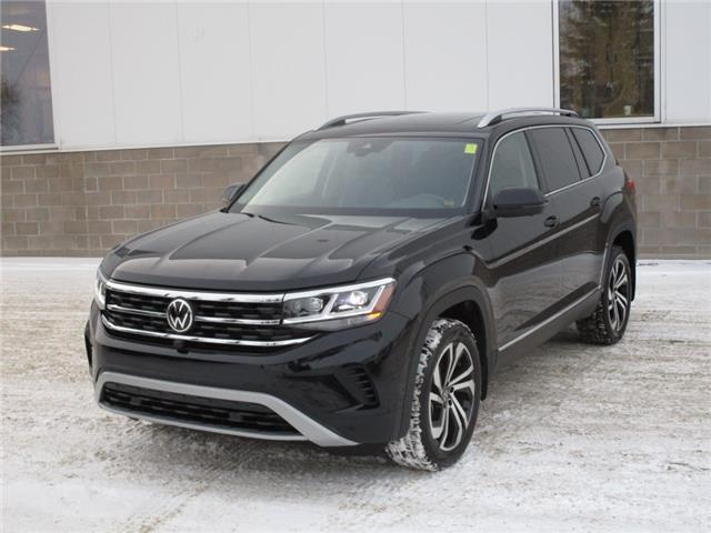 2021 Volkswagen Atlas 3.6 FSI Execline (Stk: 210081) in Regina - Image 1 of 48