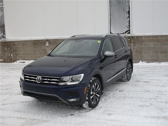 2021 Volkswagen Tiguan United (Stk: 210103) in Regina - Image 1 of 46
