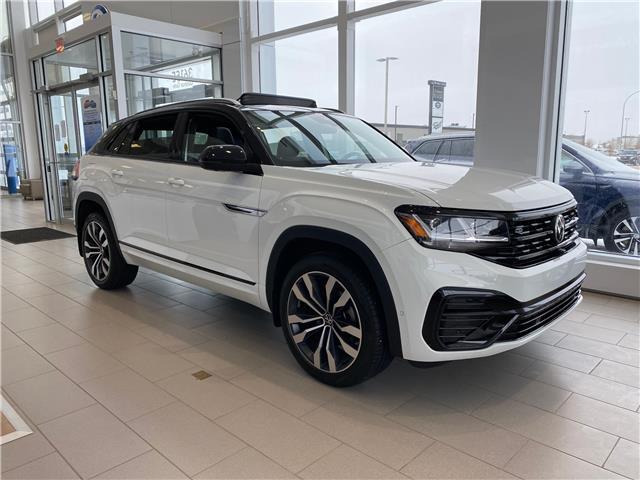 2021 Volkswagen Atlas Cross Sport 2.0 TSI Execline (Stk: 210114) in Regina - Image 1 of 45