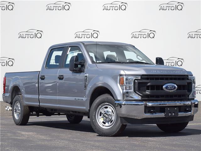 2020 Ford F-350 XL Silver